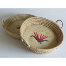 2713 Christmas gift basket  Ladina