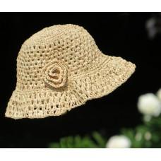 257 Chapeau crochet
