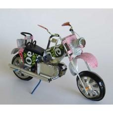 722 Motorcykel