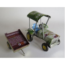 791 Tractor with cart