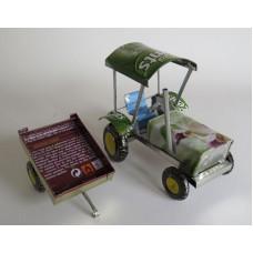 791 Traktor med enaxlad kärra