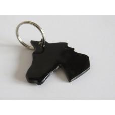 442 Nyckelring Häst