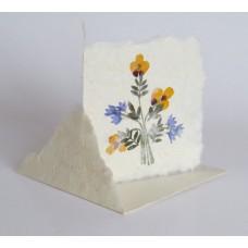 1116 Flower card carré PM