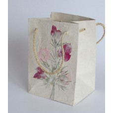 122 Gift bag Flower PM