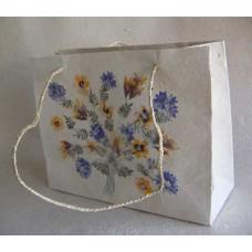 123 Gift bag Flower MM