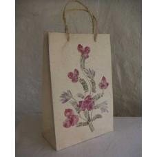 124 Gift bag Flower GM