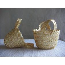 2931 Mini-basket of straw