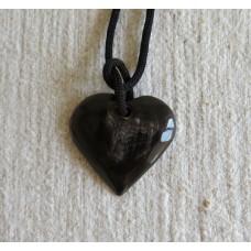 454 Halsband Hjärta