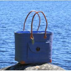 241010 Bag Poche Rabane-Leather MM
