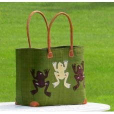 24103 Bag Vivi Rabane-Leather GM