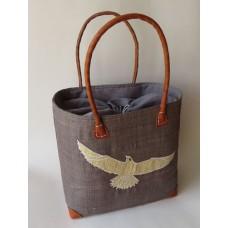 24104 Väska Vivi Rabane-Leather MM