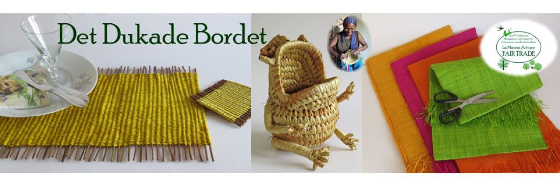 Det Dukade Bordet - La Maison Afrique FAIRTRADE