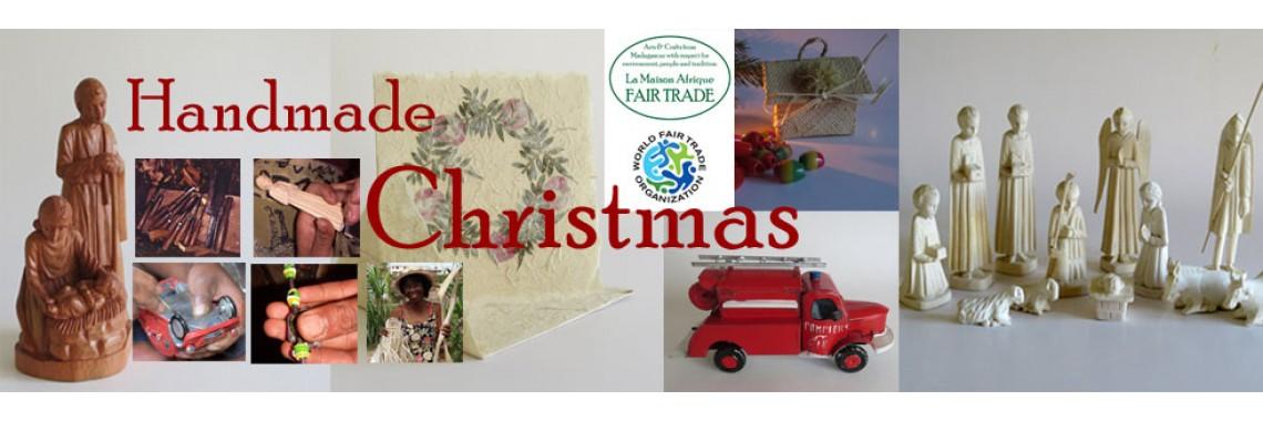 Fairtrade handmade Christmas