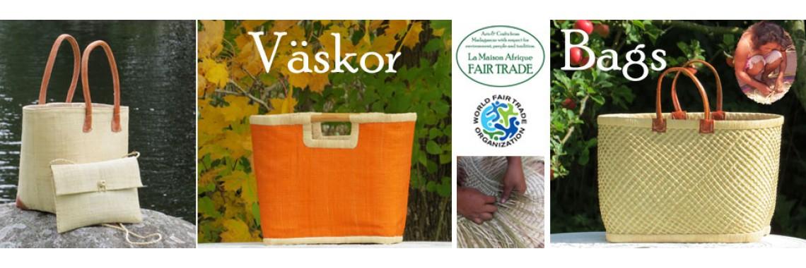 La Maison Afrique FAIRTRADE bags