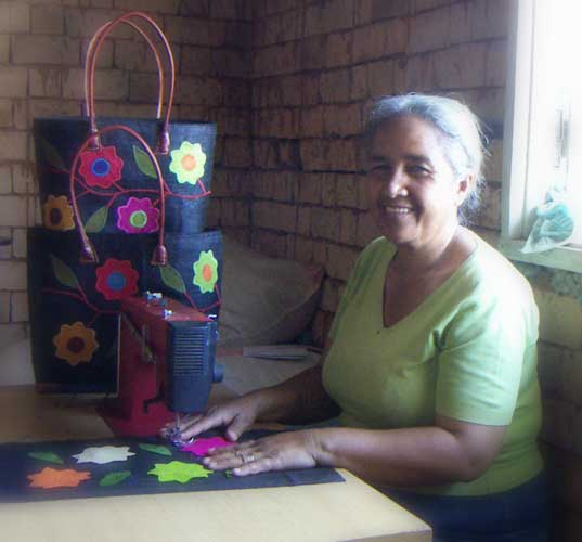 hantverkare och designer madame viviane