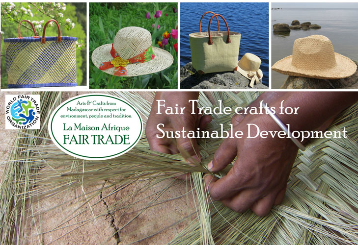Fair trade crafts for sustainable development for Craft fairs in louisiana