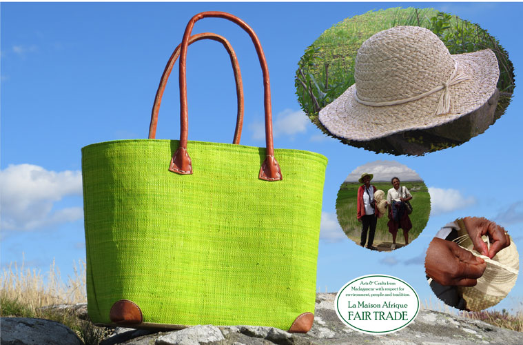 fairtrade handbags and hats 2016